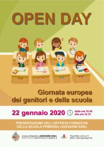 Open Day2020